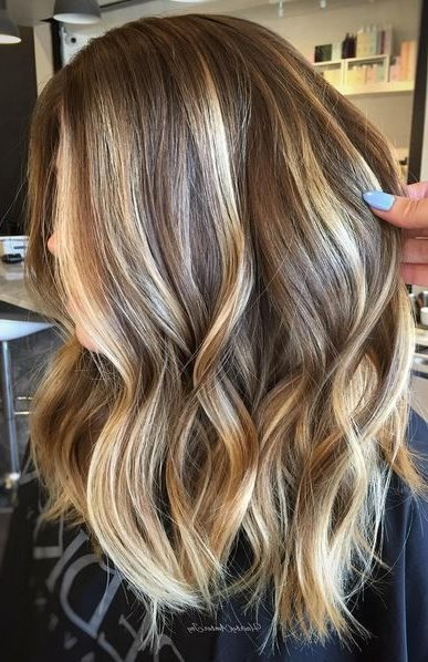 Mechas Californianas 2018 Ideas Para Morenas Casta 241 As Y