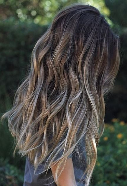 Mechas Californianas 2019 Ideas Para Morenas Casta 241 As Y