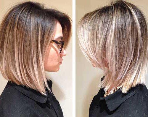 Imagenes de mechas californianas cabello corto