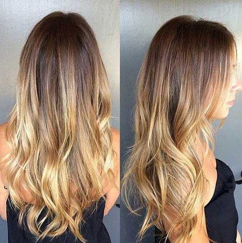 Mechas 2018 para morenas pelo negro o casta o moda top for Color marmoleado para cabello