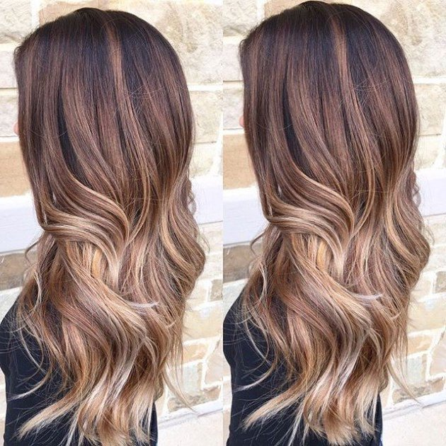 Light Ash Brown Hair With Highlights Dark Blonde Natural Colors