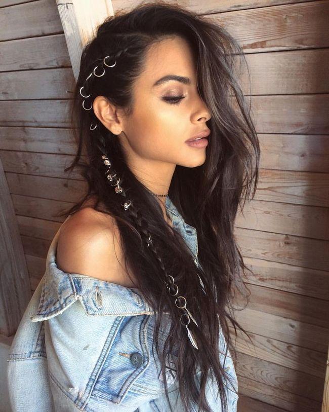 Peinados Con Trenzas 2019 Moda Top Online