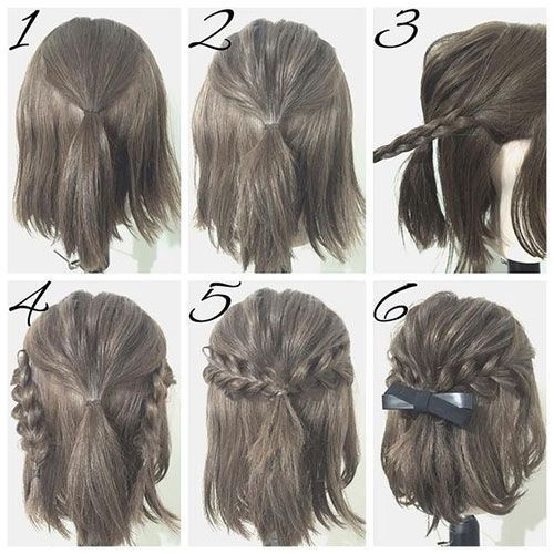 un clsico de siempre entre los peinados fciles un peinado colmena bsico pero esta vez con una rosa formada gracias a una trenza - Peinados Fciles