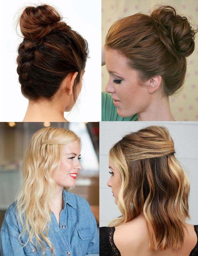 f37b72d38 25 Peinados fáciles 2019 paso a paso – Moda Top Online