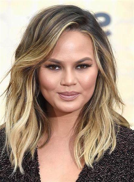 Los cortes de pelo que favorecen para una cara redonda