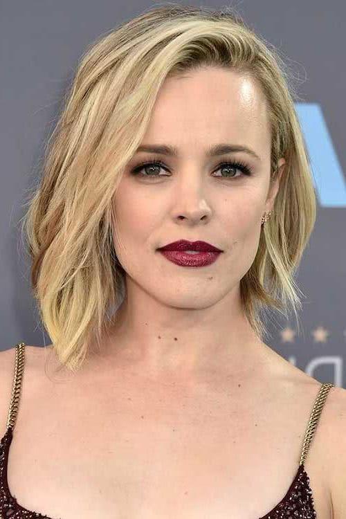 Atrevido y bonito peinados 2021 media melena Fotos de las tendencias de color de pelo - Cortes de pelo media melena 2021 - Moda Top Online