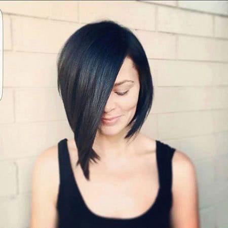 Corte de pelo bob corto uno mismo