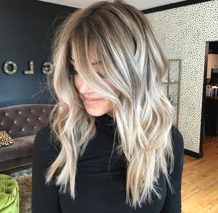 Cortes De Cabello Largo 2019 De 100 Fotos Y Tendencias
