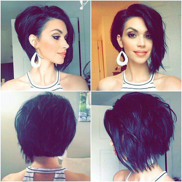 Corte de cabello un lado mas corto