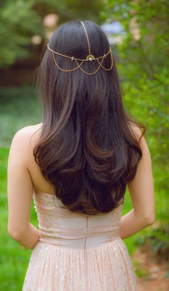 Corte de pelo en u para mujer