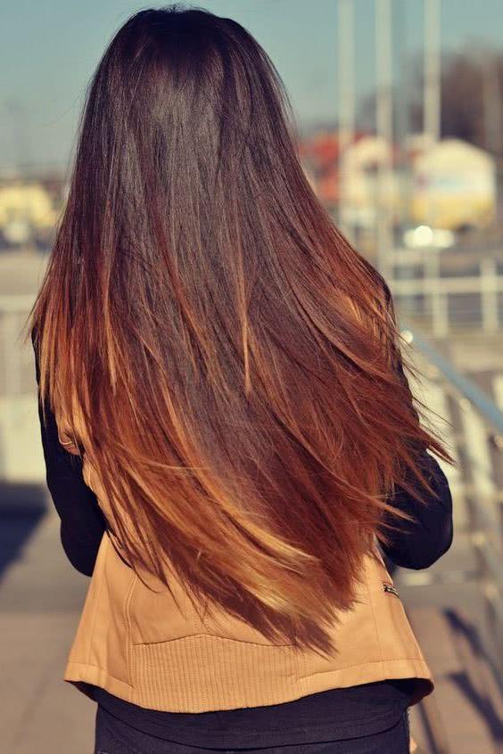 Estilos de corte con pelo largo