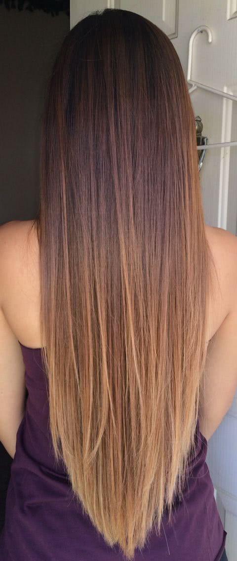 Cortes de cabello con pelo largo