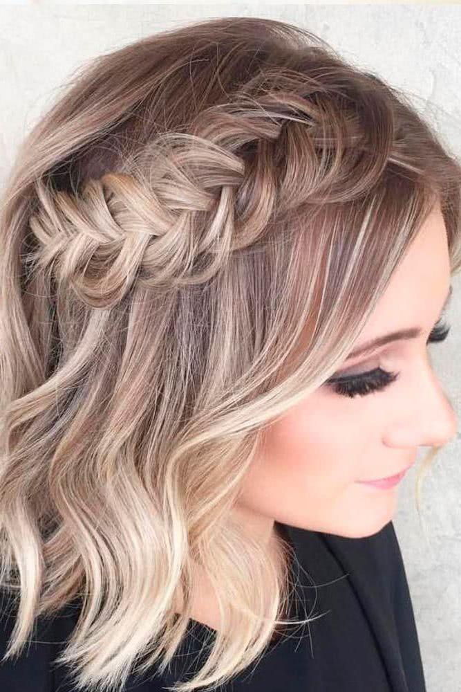 Peinados Para Cabello Corto 2019 Moda Top Online