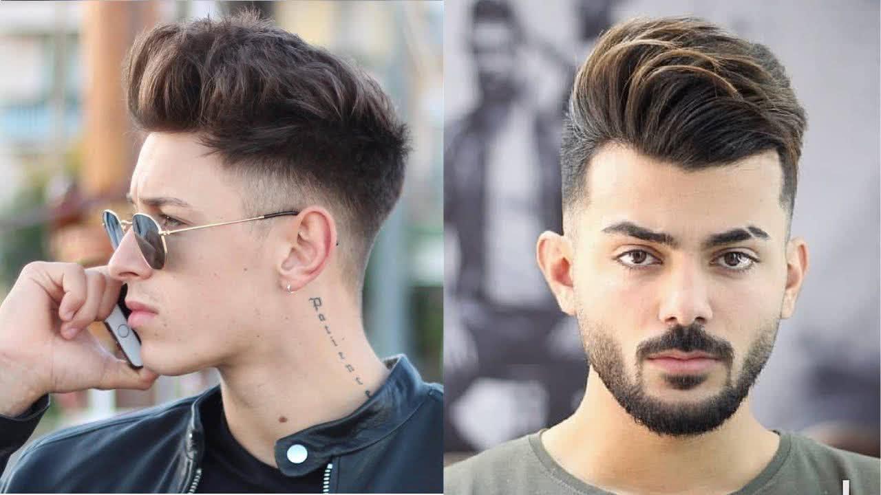 Cortes de pelo para hombre desvanecido 2020