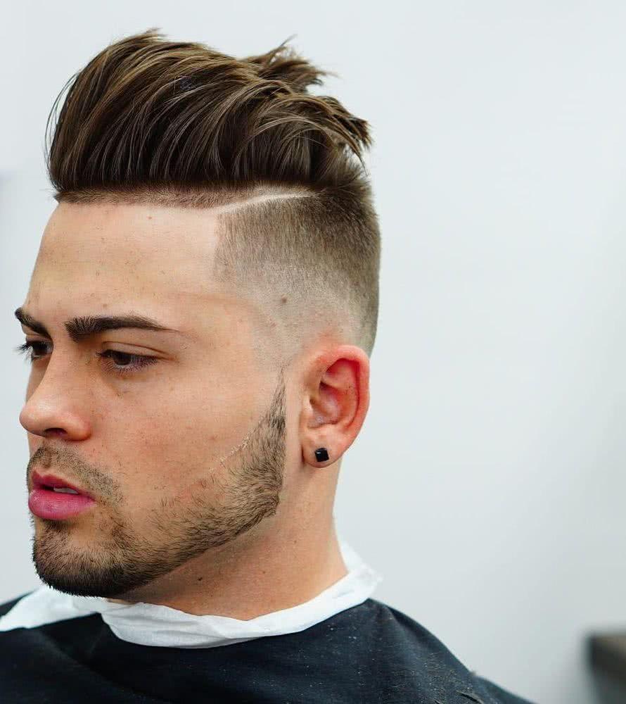 Completamente imperfecto peinados de chicos 2021 Colección de tendencias de color de pelo - Cortes de pelo para hombres 2021 tendencias y 200 fotos